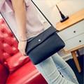 2016 The new folding handbag 4 colors Lichee Pattern messenger bag