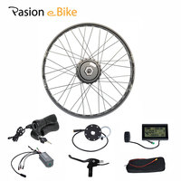 Pasion البريد الدراجة 48 فولت 750 واط الدراجات دراجة كهربائية الدهون التحويل كيت 26