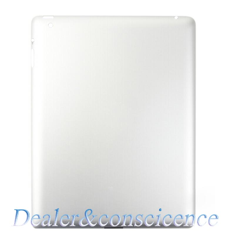For iPad 2 2nd Gen WiFi 16GB Model A1395 Replacement Back Cover Rear Housing