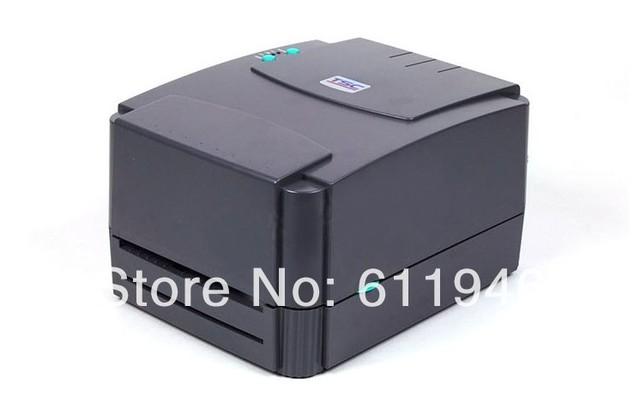 Envío libre de dhl 2014 Nueva TSC B-2404 Impresora de Etiquetas de Escritorio thansfer térmica impresora de código de barras de escritorio puerto USB