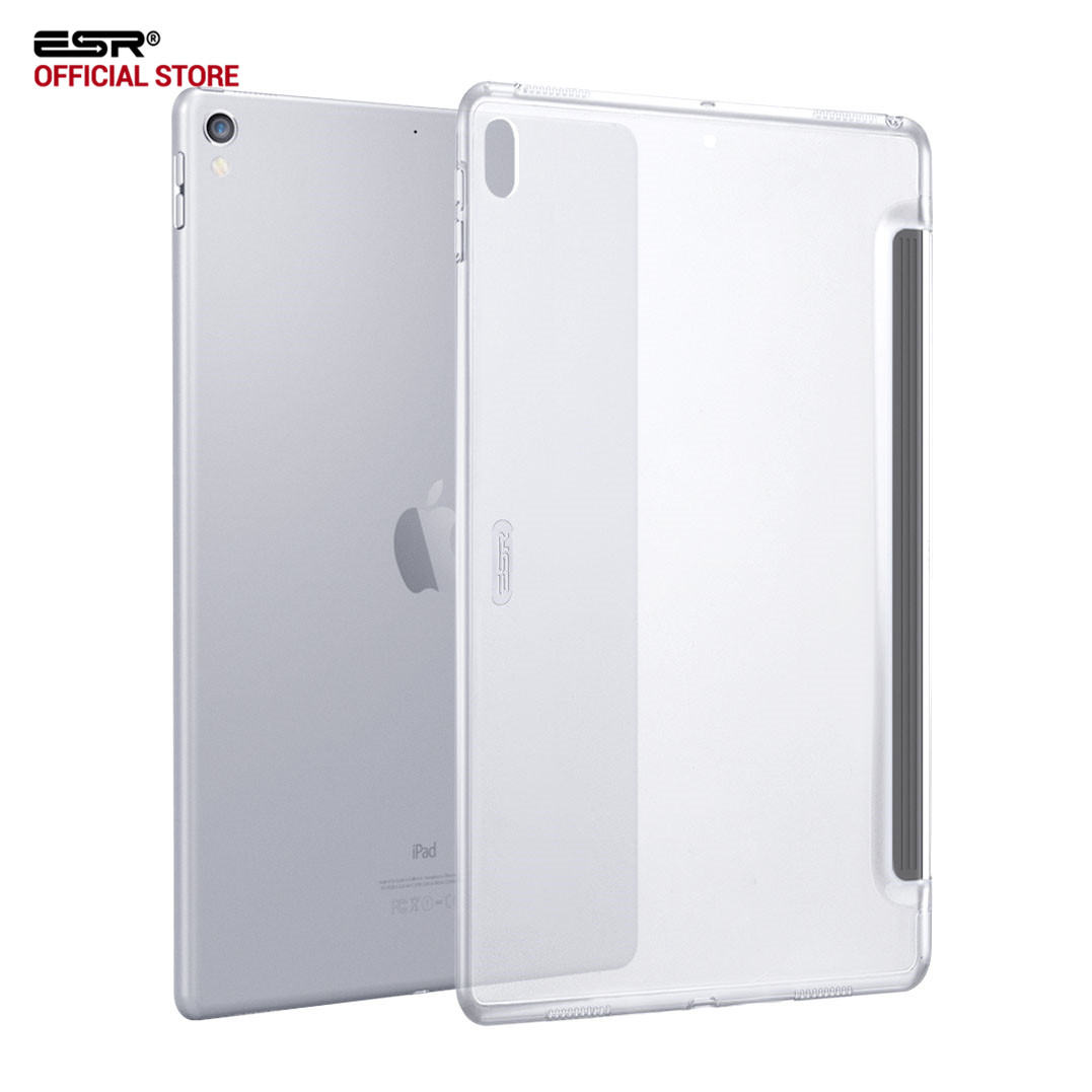 Case for iPad Pro 12.9 2017, ESR Hard Back Case Perfect Match with Smart Keyboard Slim Fit Back Shell Cover for iPad Pro 12.9