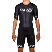 CANNIBAL High quality skinsuit riding pro team Ciclismo cycling tights ropa ciclismo hombre jersey Ropa