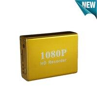 Nowy 1080 P Mini TVI AHD Rejestrator Wideo DVR 720 P w czasie Rzeczywistym CCTV DVR Wsparcie Karty SD 128 GB 5 V-30 V Zasilanie Pilota na PODCZERWIEŃ kontrola