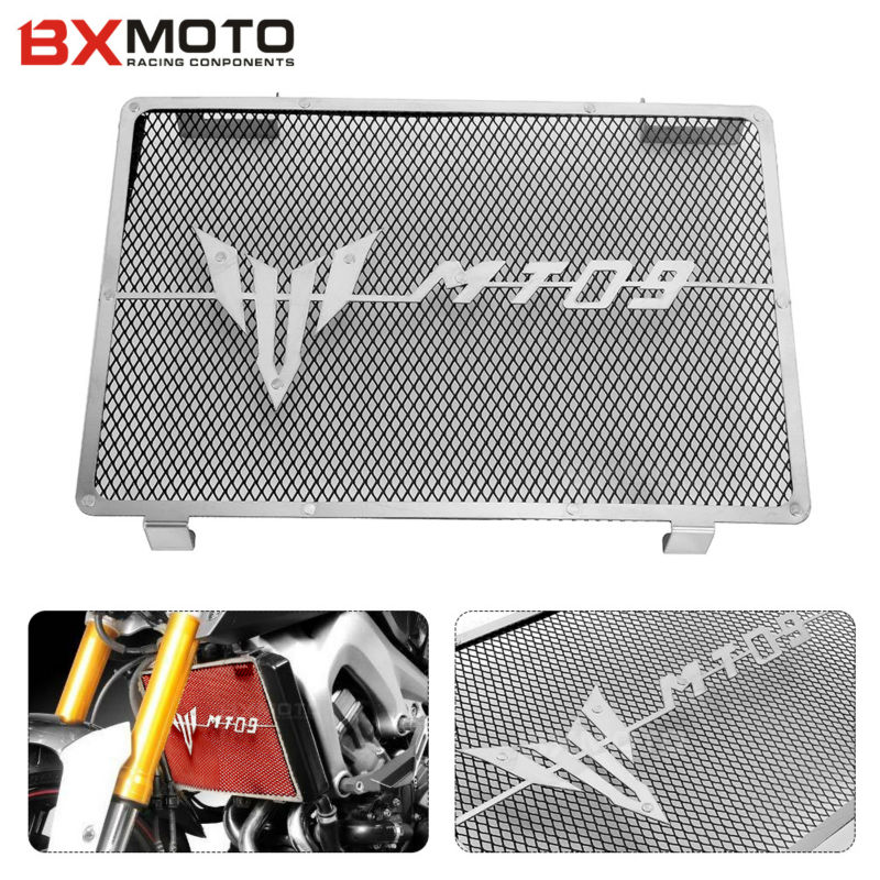 Motorcycle Engine Radiator Bezel Grille Guard Cover Protector For Yamaha MT09 mt-09 mt 09 2014 2015 2016