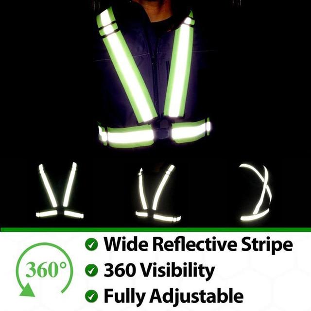 Reflective Safety Vest 5