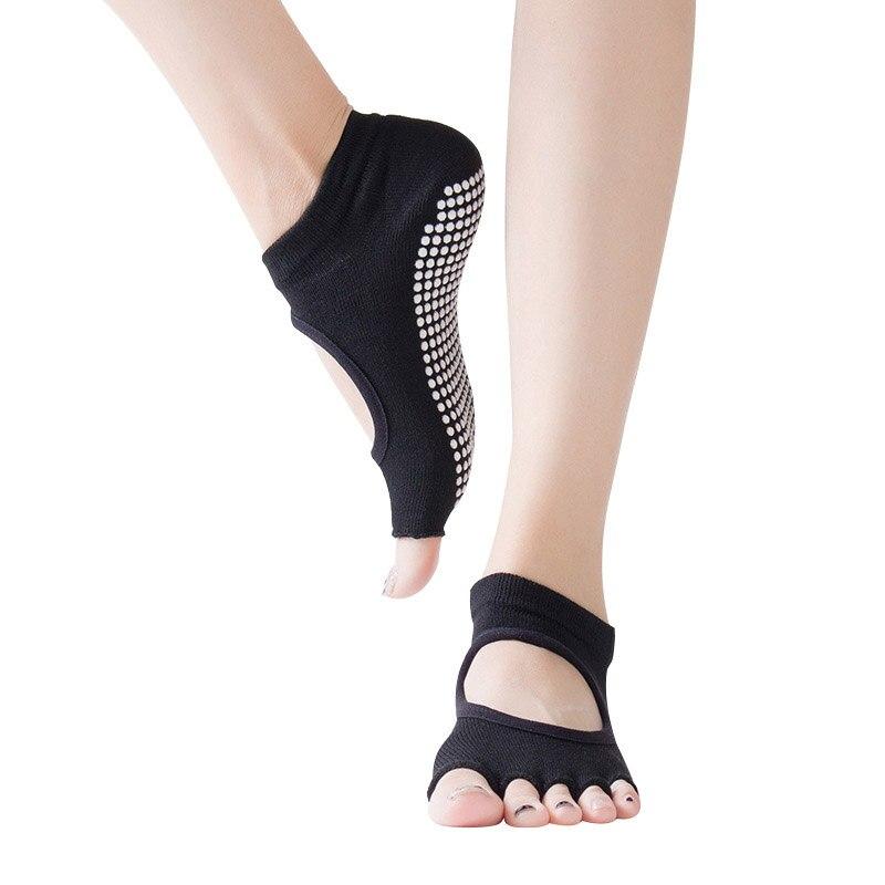 ★  3 пар / лот йога носки Summerest женщин носки носки твердые пять пальцев носки дышащие носки лодыжки ①