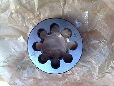 40mm x 1 Metric Right hand Die M40 x 1.0mm Pitch 48mm x 1 metric right hand die m48 x 1 0mm pitch