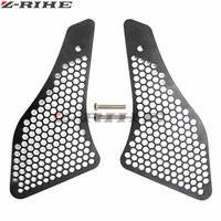 For BMW R1200GS Air Intake Grill Guard Cover Protector Motorcycle Accessories For BMW R1200GS 2013 2016 2014 2015 2016 Black