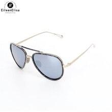 EE Polarizada Óculos De Sol Dos Homens Da Marca Designer de Moda óculos de Sol Óculos de Sol Espelho UV400 Oculos Masculino