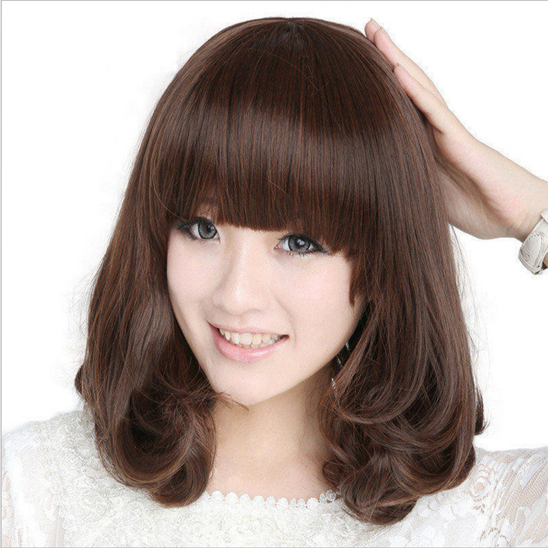 Pleasing Light Brown Hairstyles Promotion Shop For Promotional Light Brown Short Hairstyles For Black Women Fulllsitofus