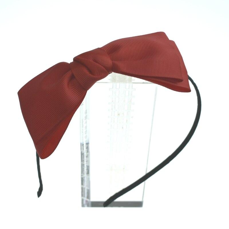 Women Girls Korean Fashion Bow Headband Hairband Elegant Hair Bands Holder Hoop 13 Color Selling hair accessories