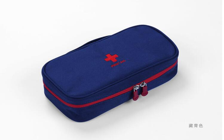 Outdoor storage bag portable travel storage bag medicine box first aid kit medical kit new gbj free shipping home aluminum medical cabinet multi layer medical treatment first aid kit medicine storage portable