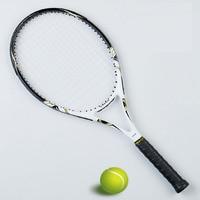 100% Carbon Fiber Tennis Racket Tennis Racquet With Bag Tennis Grip Size 4 1/4 Raqueta Tenis Padel Racket Masculino Tenis Paddle