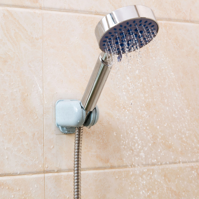 Free punching shower seat shower head base shower head accessories ...