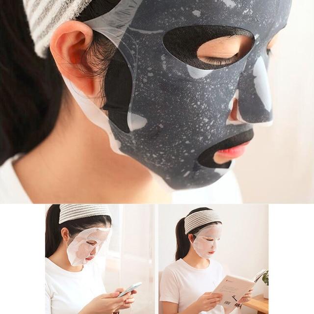 Nouvelle Arrivée Silicone Visage masque Couverture Prévenir Masque Essence L'évaporation Le Rythme D'absorption Hydratant Visage Masque Couverture 1