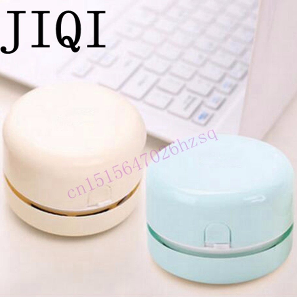 JIQI Mini vacuum cleaner desktop easily sucked into the strong suction dust purification with confetti mini wireless handheld clear acrylic a3a4a5a6 sign display paper card label advertising holders horizontal t stands by magnet sucked on desktop 2pcs