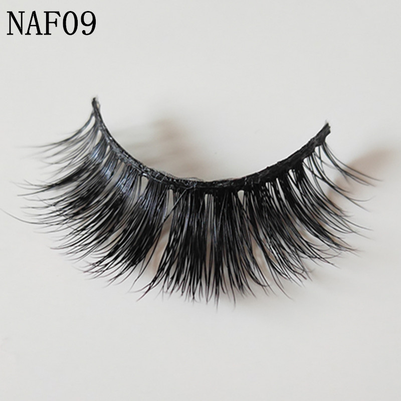 Mink eyelashes false eyelashes 2018 New Styles Cruelty Free UPS Free Shipping 200pair mink eyelashes 3d mink hair lashes vendor