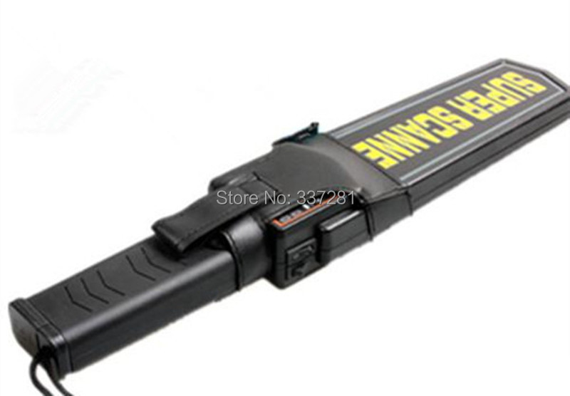 Portable Handheld Metal Detector Professional Super Scanner Tool Finder for Security Checking