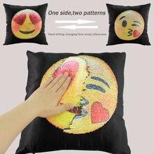 3D cool Emoji Pillows
