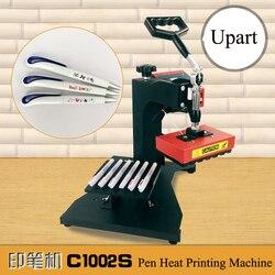 Cyfrowy podwójny wyświetlacz długopisy maszyny drukarskiej  reklamy długopis drukarki ciepła