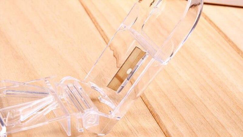 Pílula Cortador Splitter Metade do Compartimento De
