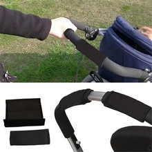 2pcs/Pair New Baby Stroller Accessories Carriage Front Handle Pram