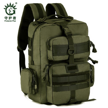 new 35L Top Quality Waterproof Military Tactical Backpack Rucksacks Men Camouflage Outdoor Sports Bag Camping Hiking Bags