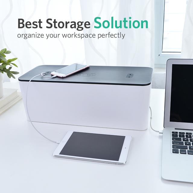 Electronic Accessories Organizing Box
