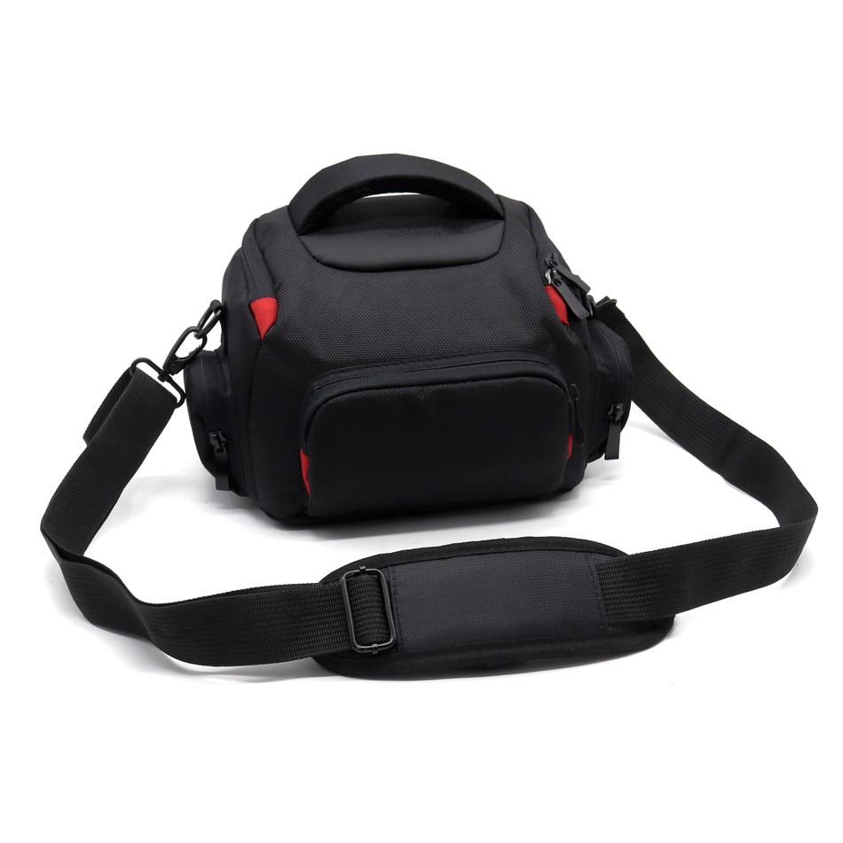 Camera Case Bag for SONY A6000 A5000 a5100 A7 a6300 ILCE-5100 7R 7S FDR-AXP55 AXP35 AX30 AX40 AX53 AX33 Camcorder Shoulder Bag sony fdr ax53