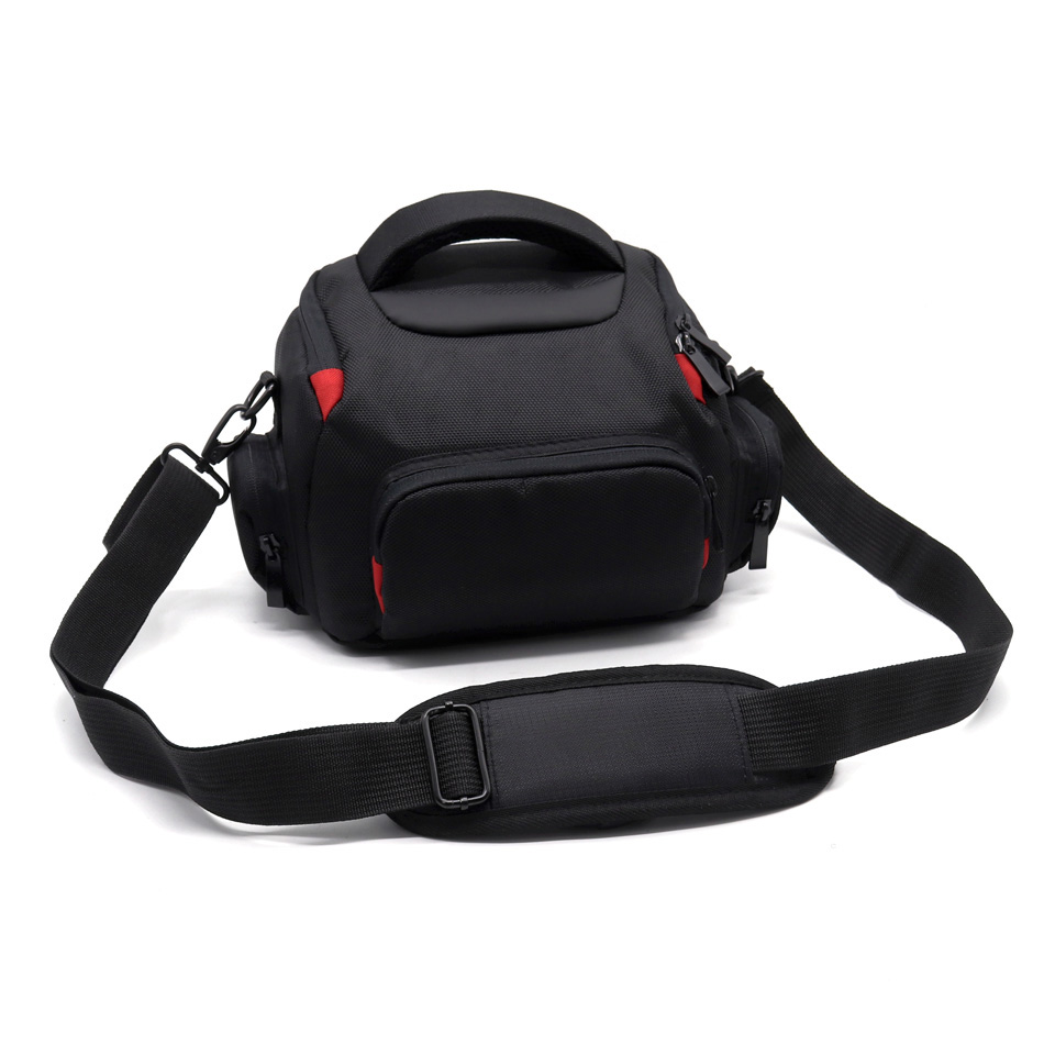 Camera Case Bag for SONY A6000 A5000 a5100 A7 a6300 ILCE-5100 7R 7S FDR-AXP55 AXP35 AX30 AX40 AX53 AX33 Camcorder Shoulder Bag