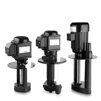 150W water cooling pump DB 50 electric coolant pump 50L/min lathe coolant pump 4m head 380V machine coolant pump