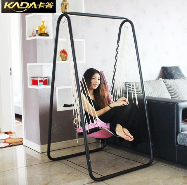 free shipping,Household indoor swing hanging chair swing hanging ...
