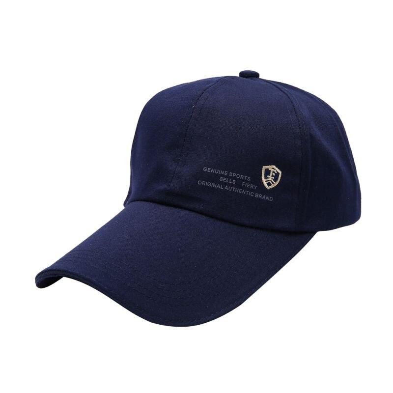 Unisex Sports Women Men Hats Lengthened Brimmed Golf Cap Outdoor Adjustable Hip-Hop Dance Hat Outdoor