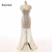 Baijinbaiリアルモデル2018高品質キラキラ