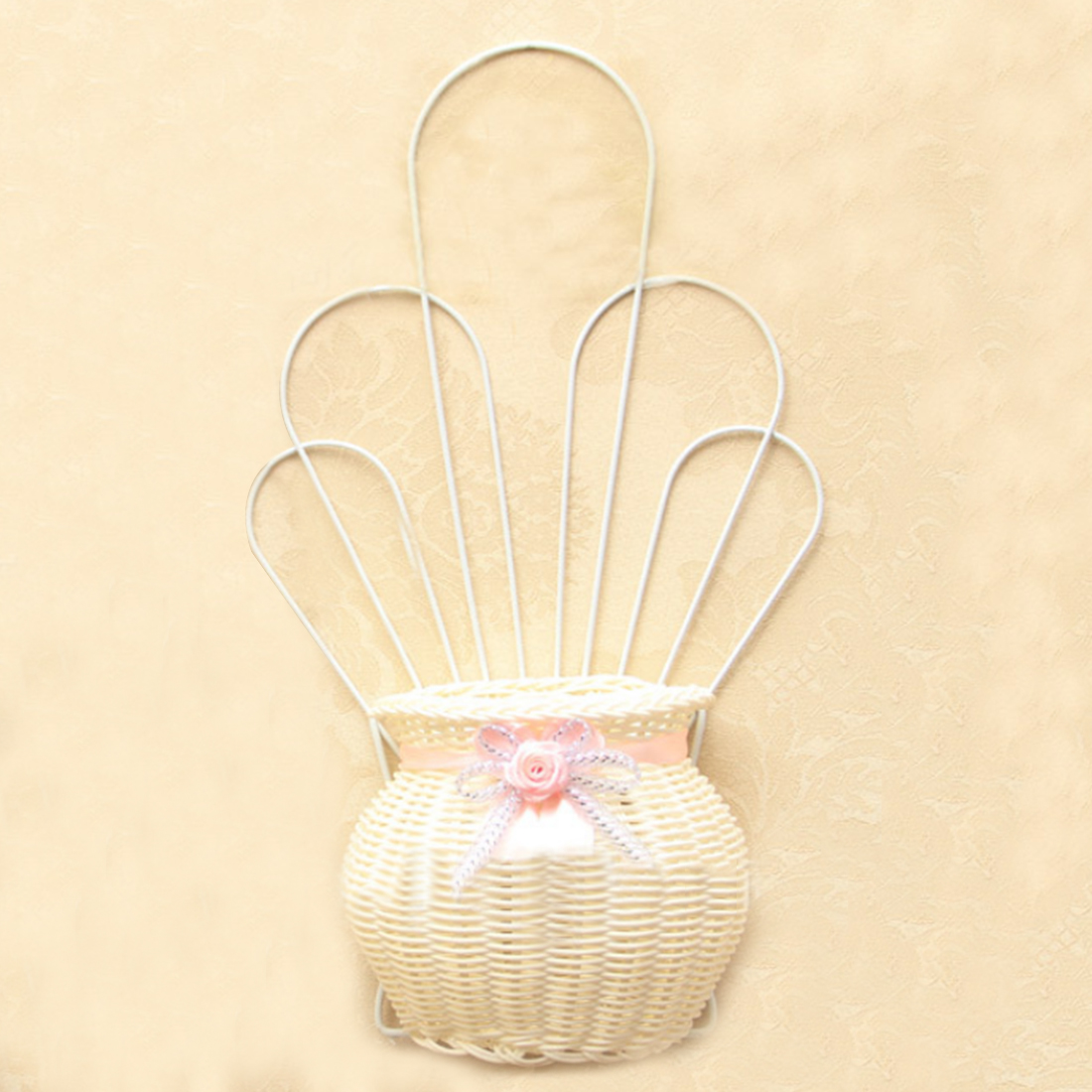 Decorative Basket Wall Art Compare Prices On Flowers Hanging Baskets Online Shopping Buy Low