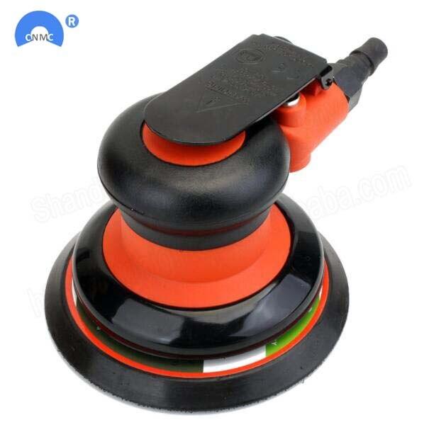 5 pouces disque machine de polissage pneumatique papier de verre machine ponceuse à Air poli rectifieuse outils à main