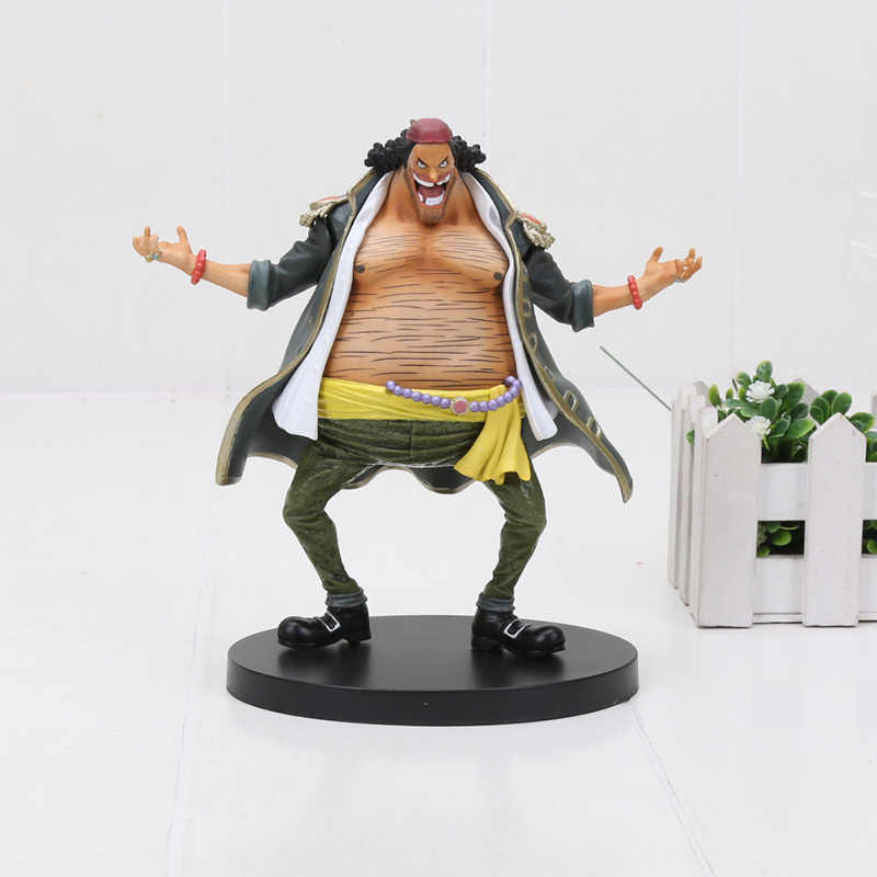 Gekko Moria One Piece Marshall D Teach DX Donquixote Doflamingo Jinbei PVC Action Figure Collectible Modelo Toy