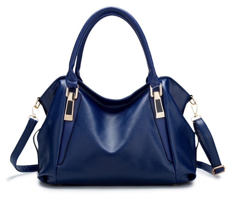 Hazy beauty Women Handbag Female PU Leather Bags Handbags Ladies Portable Shoulder Bag Office Ladies Hobos Bag Totes 74
