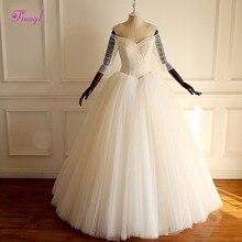 Robe de mariage romantique avec dentelle ...