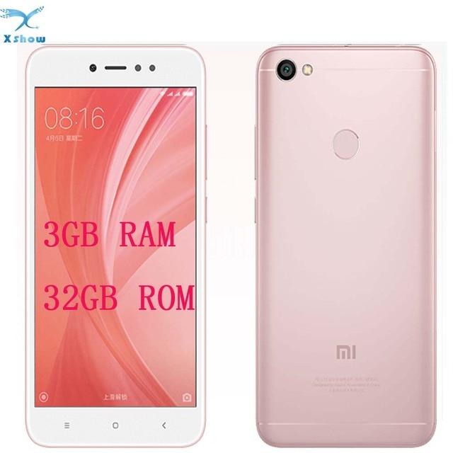 Xiaomi Redmi Note 5A Note5A 3GB RAM 32GB ROM Cellphone Note 5 A Snapdragon 435 Octa Core CPU Smartphone 5.5 Inch mobilephone