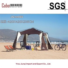 TERRITORY 14 ft. x 14 ft.  Camping Screen House Outdoor Tent Sun Shade Large Shelter Beach mesh INSTANT CANOPY