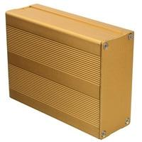 Aluminum PCB Project Circuit Box Enclosure Case Electronic Instrument DIY 100x76x35m Connectors Electrical Equipment Supplies