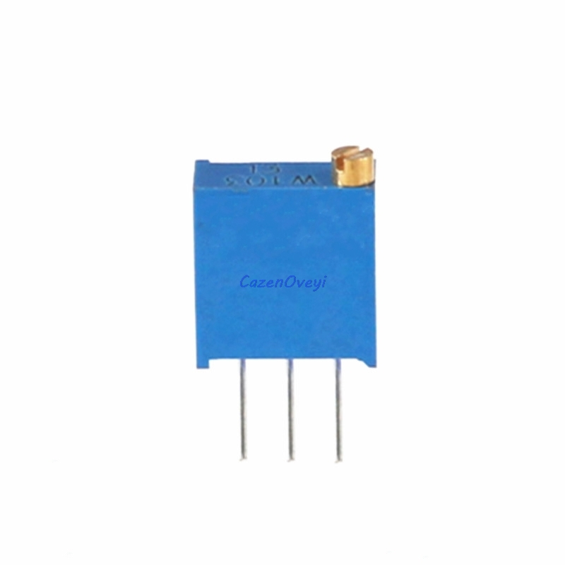 10pcs/lot 3296W-1-203LF 3296W 20K Ohm 203 3296W-1-203 3296W-203 W203 Trimpot Trimmer Potentiometer