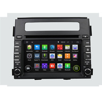 Android 7.1 Car Stereo GPS Navigation DVD Sat Nav 3G CD MP3 Player Bluetooth HDMI Car Multimedia Player Radio FOR KIA SOUL
