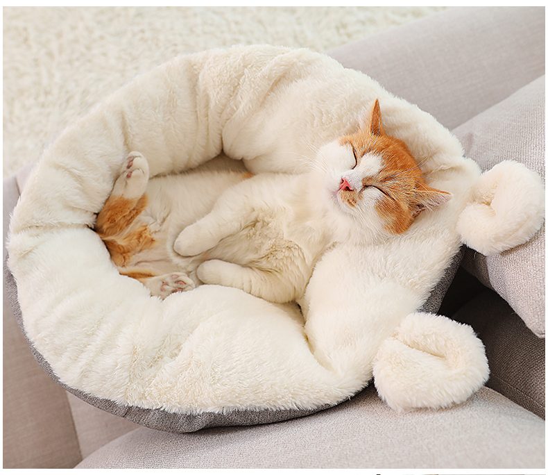 Soft Pet Bed For Small Dog & Cat