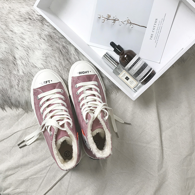 2018-New-Arrival-Canvas-Women-Shoes-High-top-Comfortable-Fashion-Outdoor-Students-Sneakers-Lace-Up-High(4)