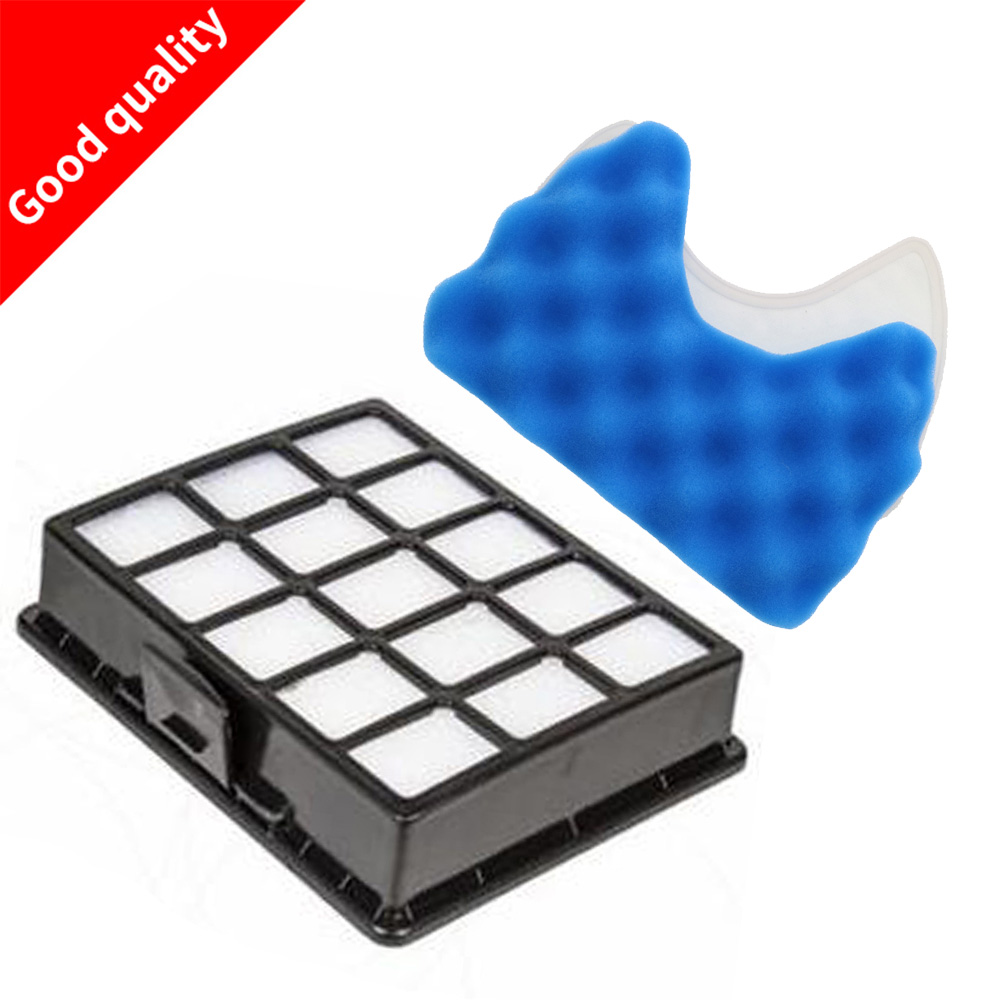 Vacuum Cleaner Filters And Sponge Filter For Samsung DJ97-00492A SC6590 SC6592 SC6520 SC6530 40 50 60 70 80 90 S6580 SC6532