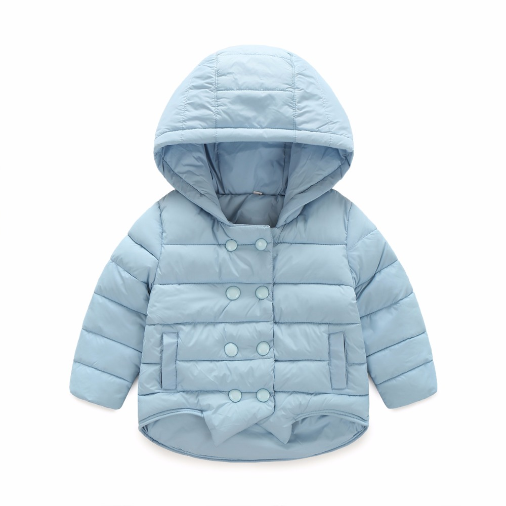 Children Girls Winter Clothes Fashion Parkas Coat Multicolor Thick Warm Cotton Padded Jacket Cute Warming Lovely Clothing children winter coats jacket baby boys warm outerwear thickening outdoors kids snow proof coat parkas cotton padded clothes