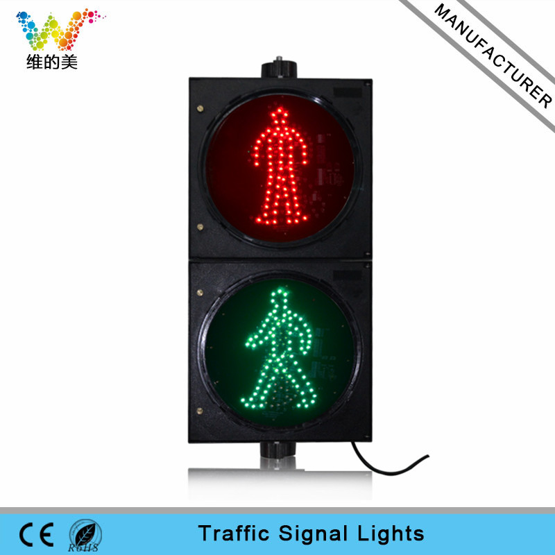 Hot Sale High Quility 300mm Dynamic Pedestrian Signal Light