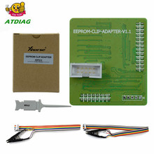 Free shipping Xhorse eeprom clip adapter working together with VVDI PROG adapter